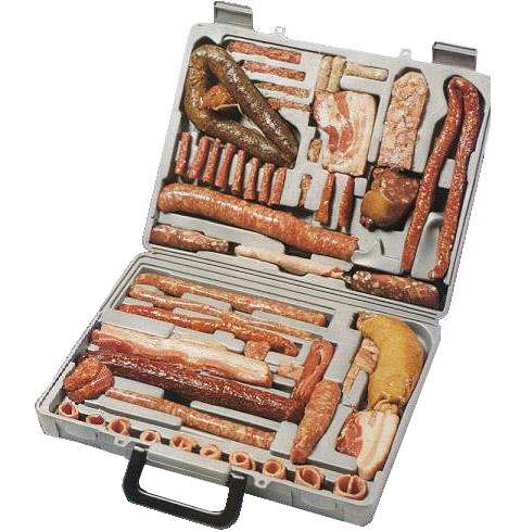 Cured Meat Carryalls