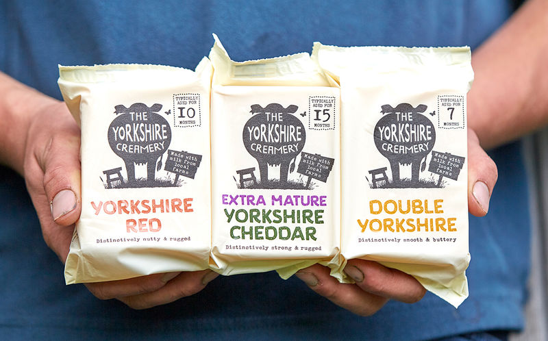 Authentic UK Cheese Products
