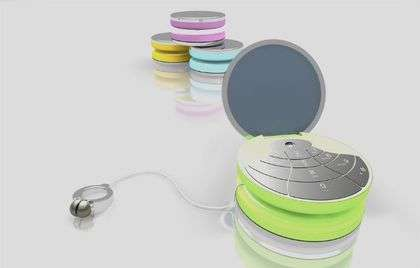 The YoYo Concept Cell Phone By Shaik Ridzwan