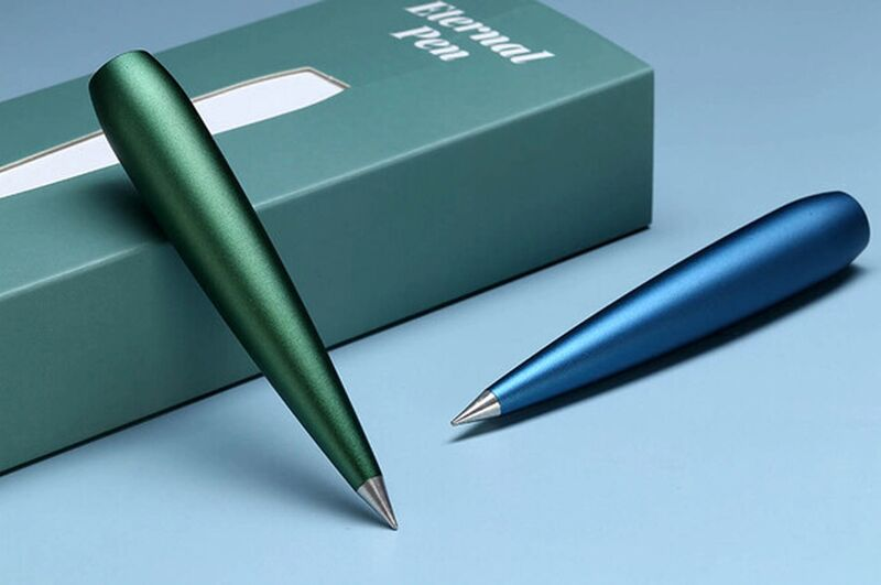 Silver-Made Inkless Pens