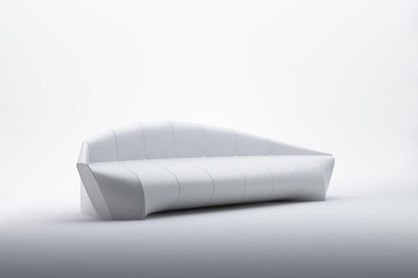 Blimp-Inspired Sofas