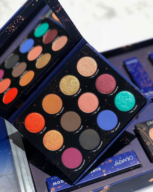 Astrology-Inspired Eyeshadow Palettes