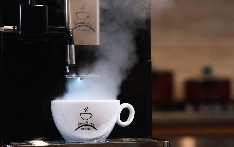 Automatic Smart Coffee Machines