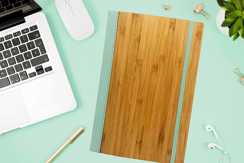 Sustainable Carbon-Neutral Notebooks