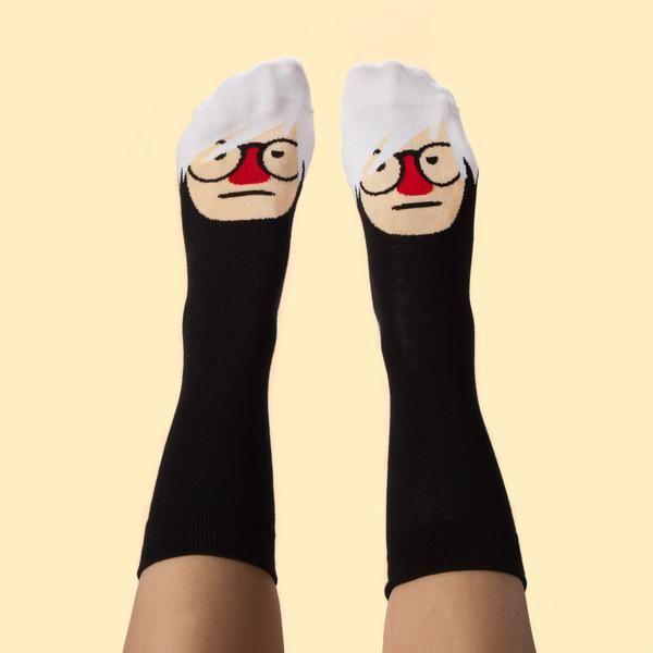 Artist-Inspired Socks