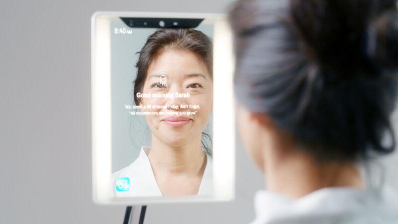 Smart Wellness Mirrors