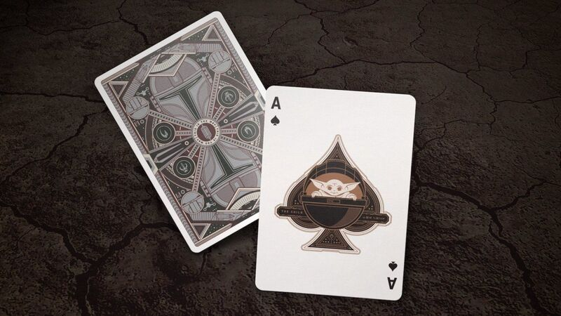 Sci-Fi Franchise Playing Cards