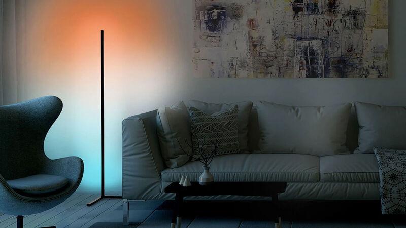 Customizable Minimalist Floor Lamps