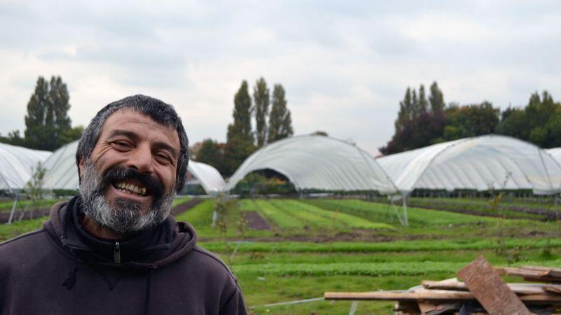 Ex-Offender Vegetable Gardens