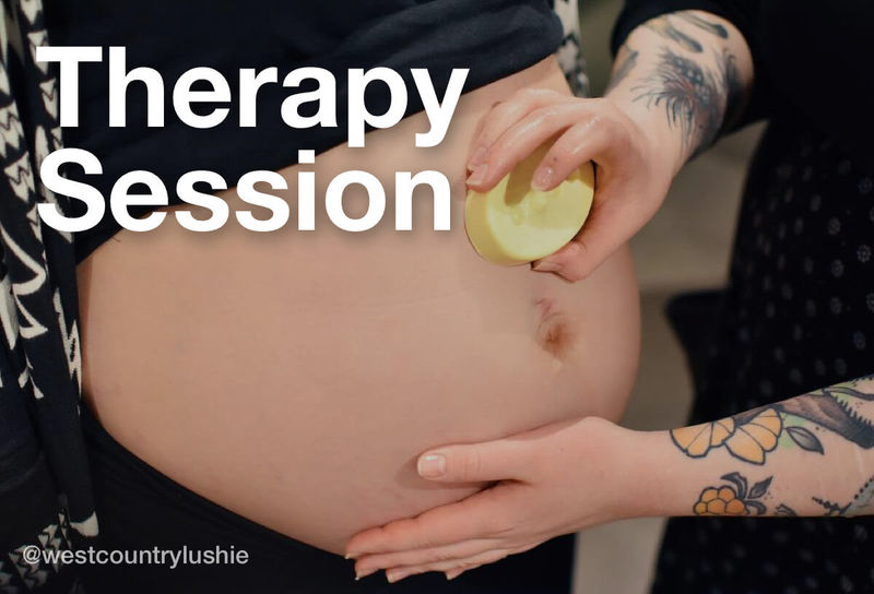 Pregnancy-Friendly Massage Bars