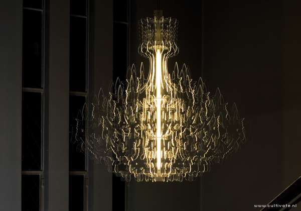 Therese Chandelier by Cultivate