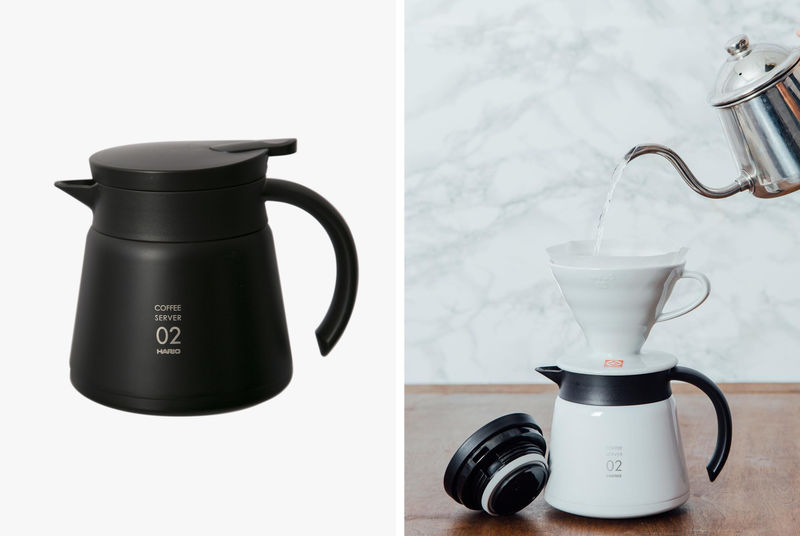 Stylish Thermal Coffee Carafes