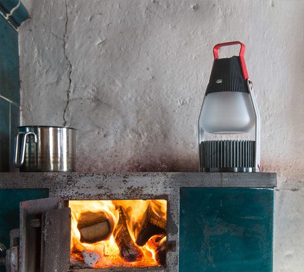 Efficient Heat-Powered Lanterns