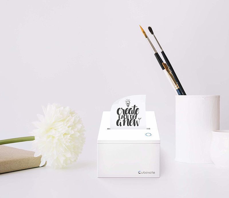 Ink-Free Sticky Note Printers