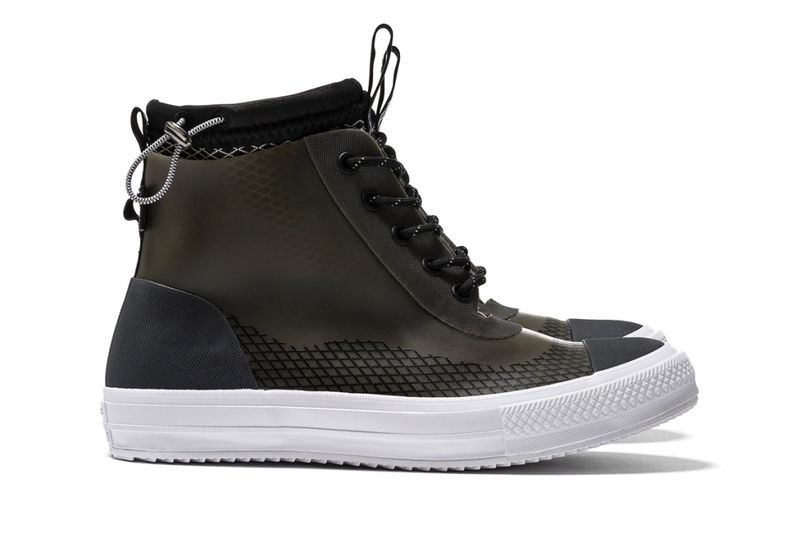 Rugged Thermal Sneakers