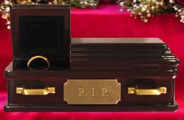 Morbid Ring Boxes