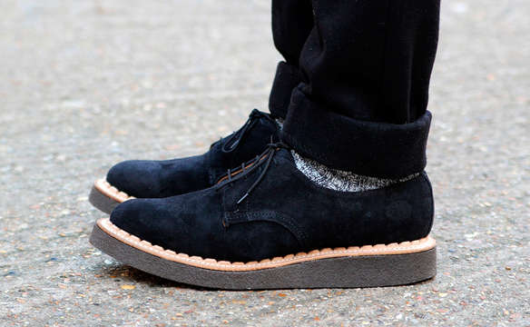 41 Edgy Thick-Soled Shoes