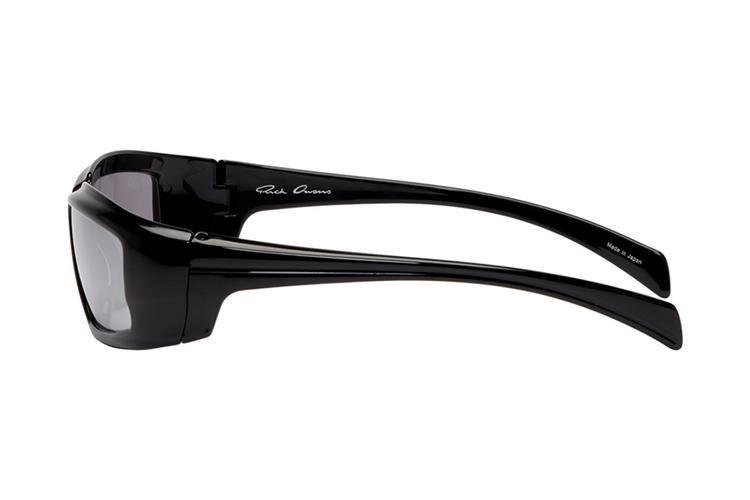 Laser-Etched Statement Sunglasses