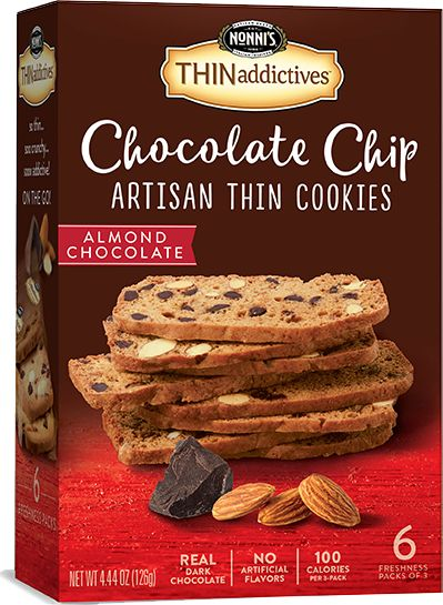 Ultra-Thin Artisan Cookies