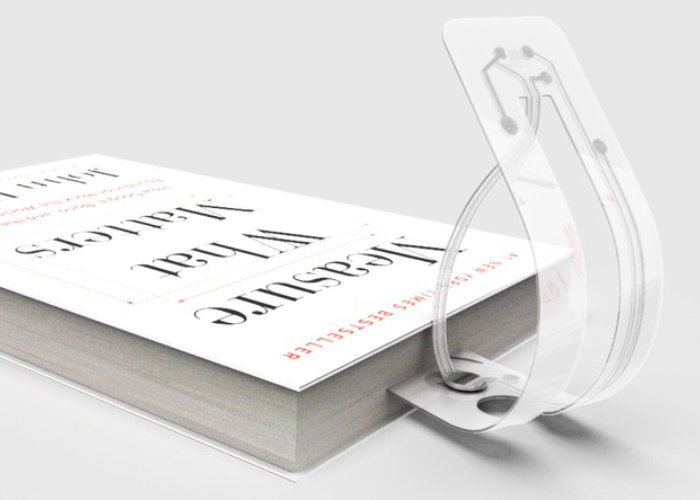 Bookmark-Sized Reading Lights