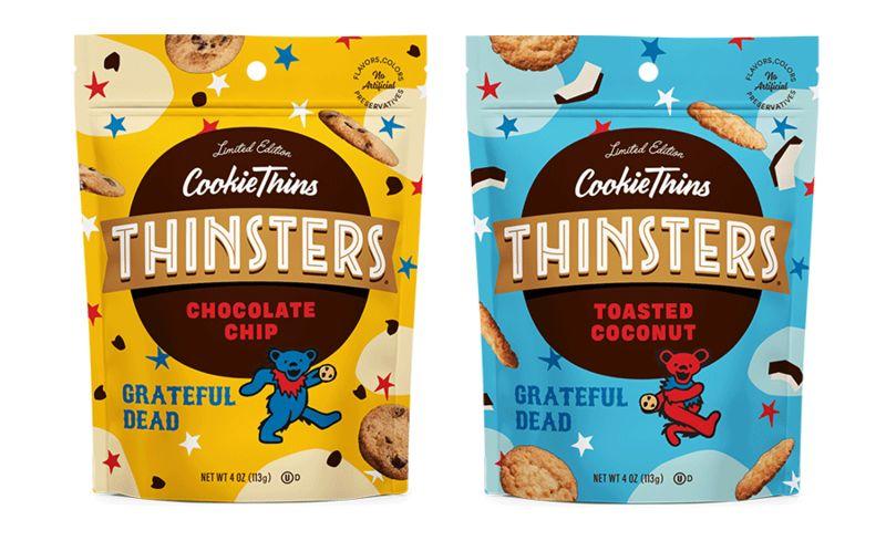 Iconic Band Snack Branding