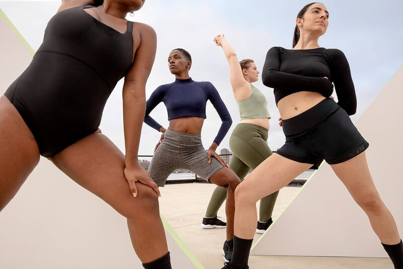 Period-Absorbing Activewear