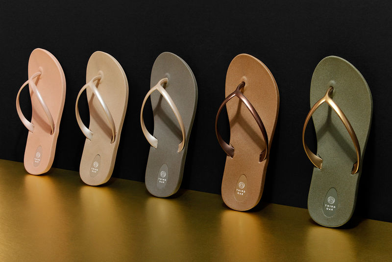 Ethically Created Flip Flops