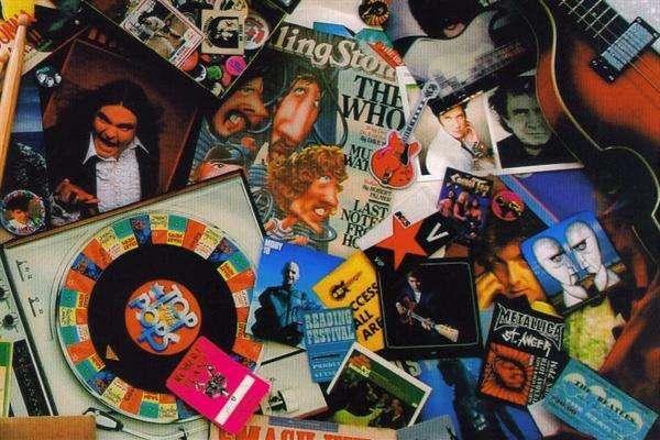 Quotidian Pop History Books