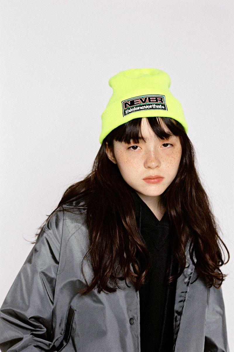 Vintage-Inspired Seoul Streetwear