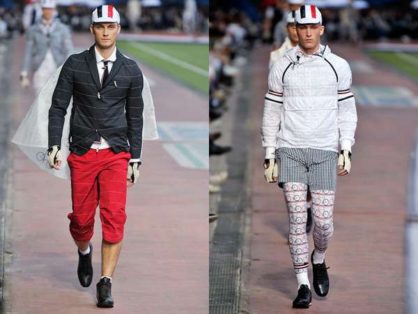 Masculine Leggings