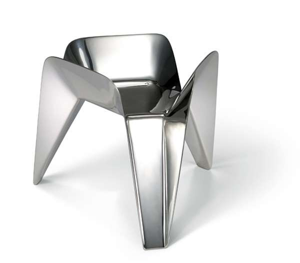 Stool-Like Dishware