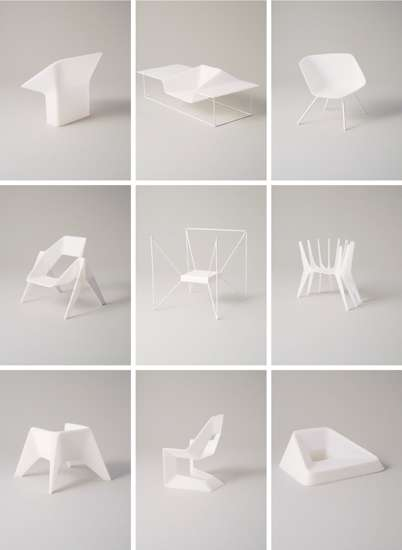 Incomplete Chair Collections