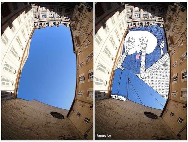 Imaginative Sky Art Illustrations