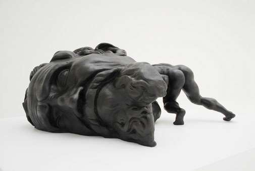 Shrunken Body Sculptures