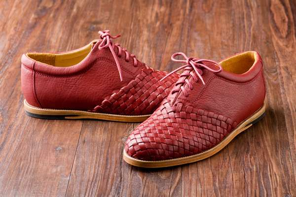 Red Rattan Kicks