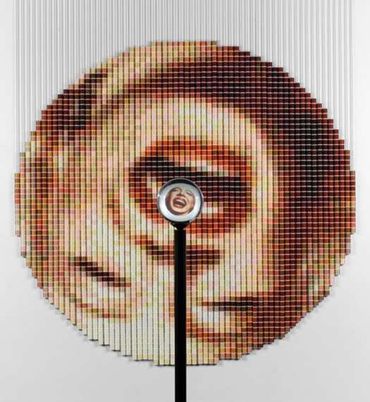 Magnified Pixel Pictures