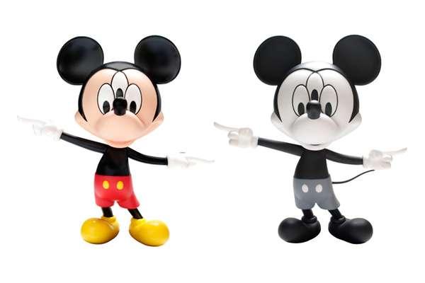 Multi-Retina Disney Toys