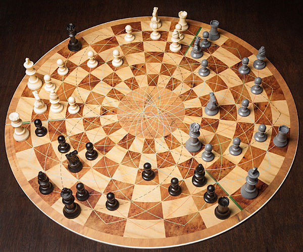 Design A Multiplayer Chess Game