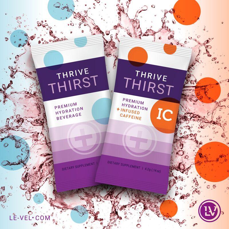 On-the-Go Hydration Powders