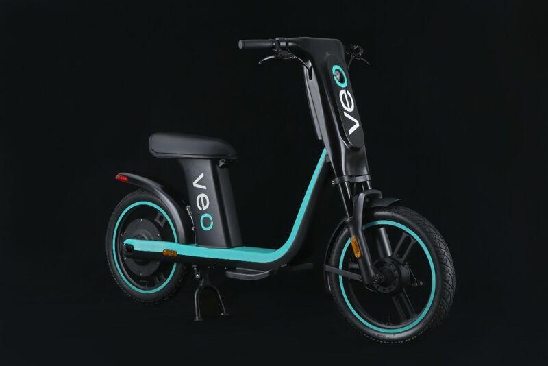 Sustainable Throttle E-Bikes