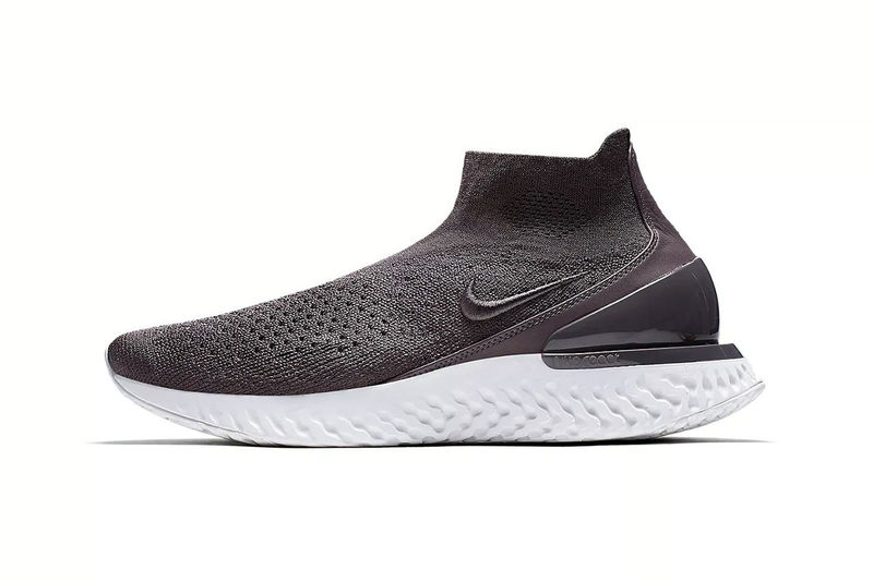 Laceless Sock-Like Sneakers