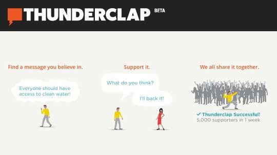 Crowdspeaking Platforms