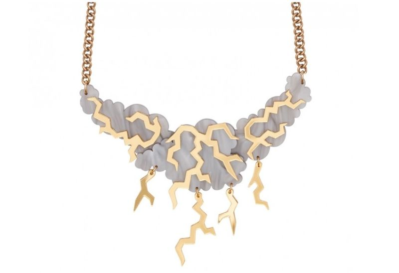 Weather-Inspired Statement Necklaces