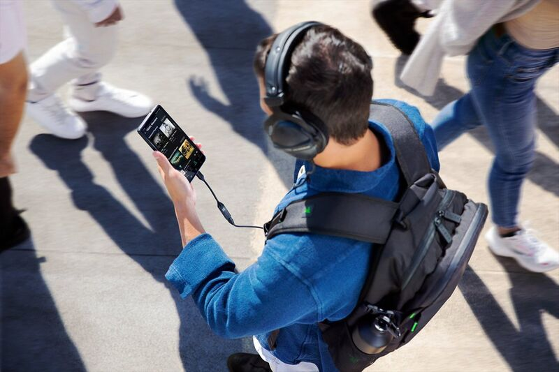 Audio-Optimizing Mobile Devices