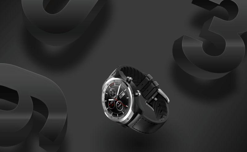 Power-Saving Transparent Watches