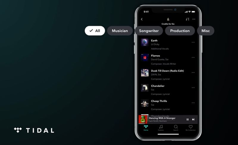 Behind-The-Scenes Music Apps