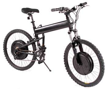 TidalForce M-750 Electric Bicycle