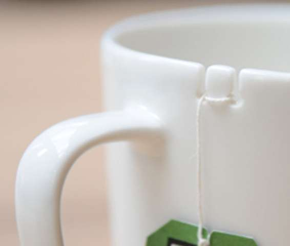 Anti-Mess Tea Cups