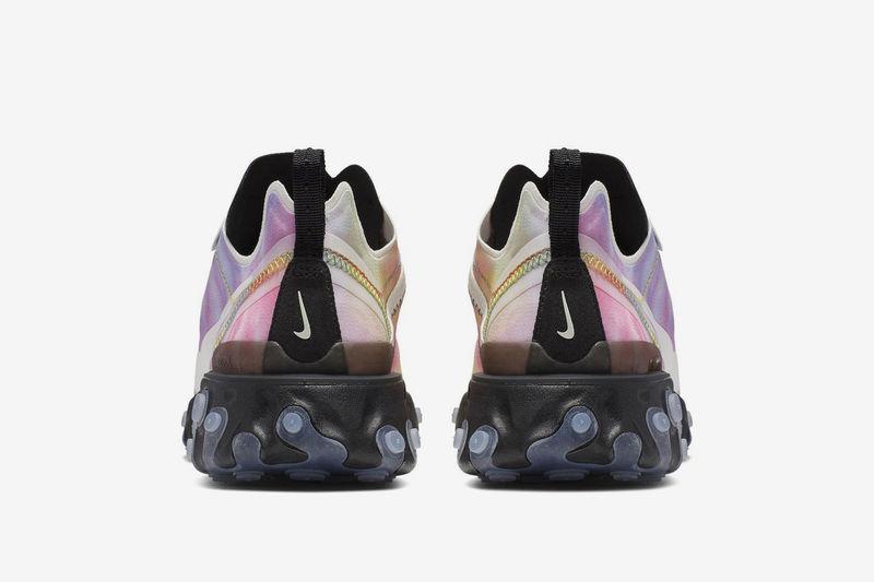 Tie-Dye Running Sneakers