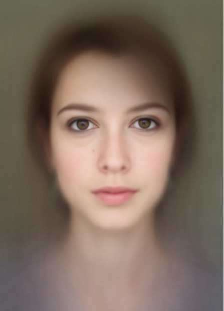 Blended Face Photography